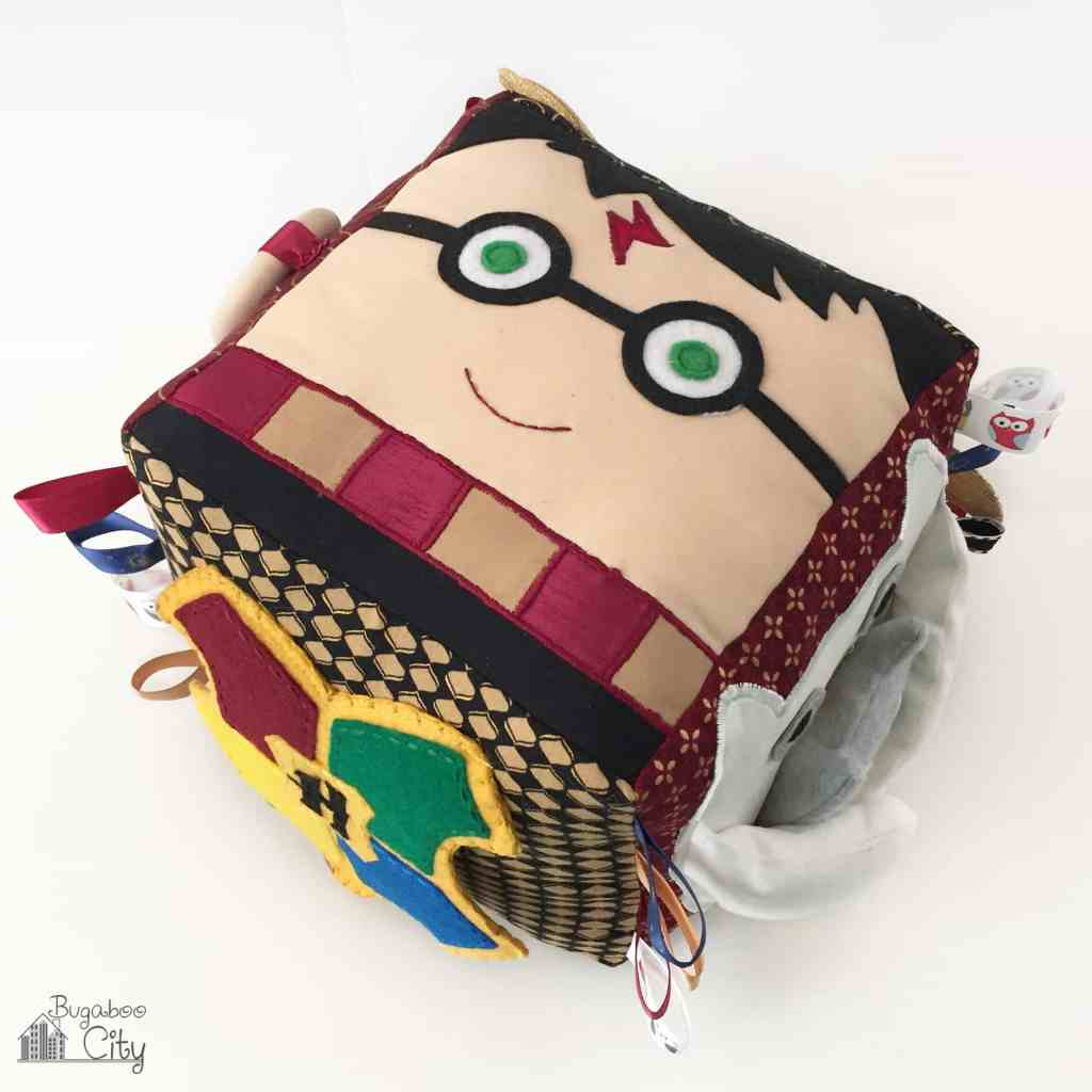 BugabooCity Harry Potter Baby Activity Cube