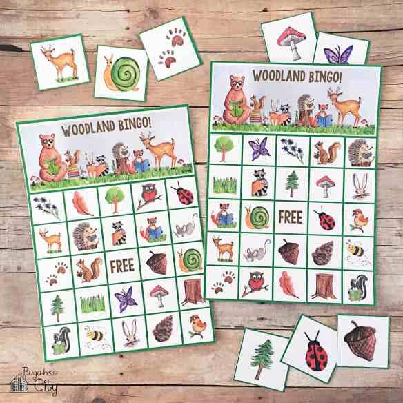 woodland-bingo-forest-animals-free-printable