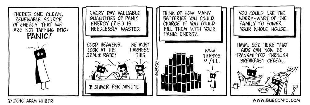 Panic Power