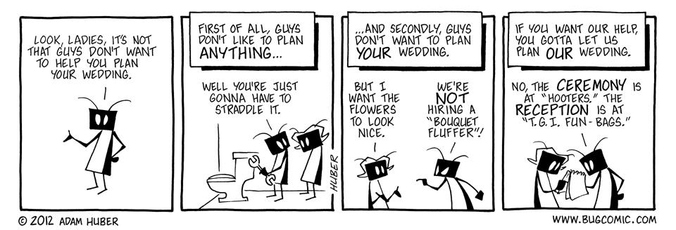 The Wedding Plan Man
