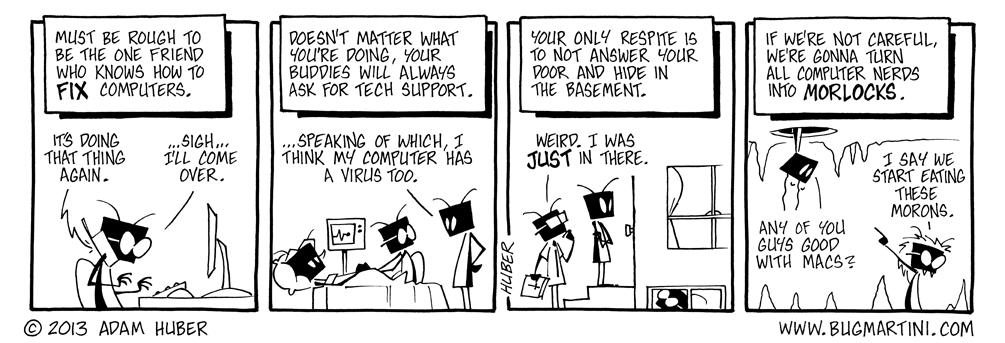 A Technophobe in Need…