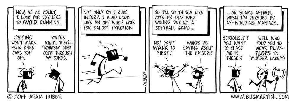 Run Interference