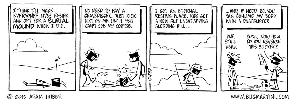 Some Mound Advice