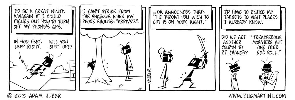 GPS Ninjagation