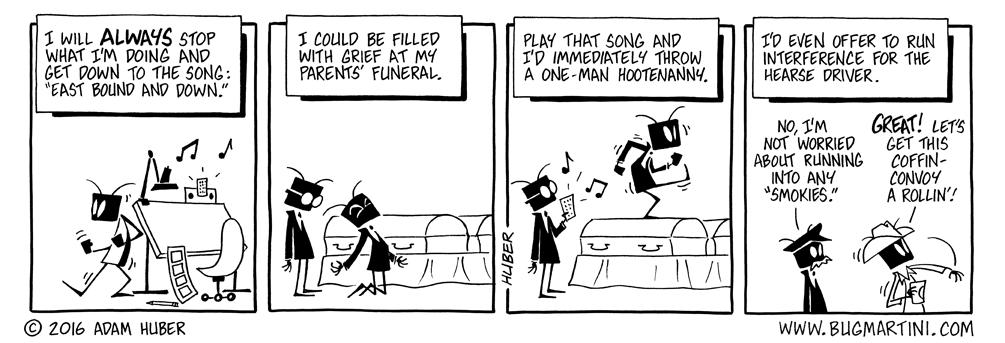 Smokey and the Fan-Twit