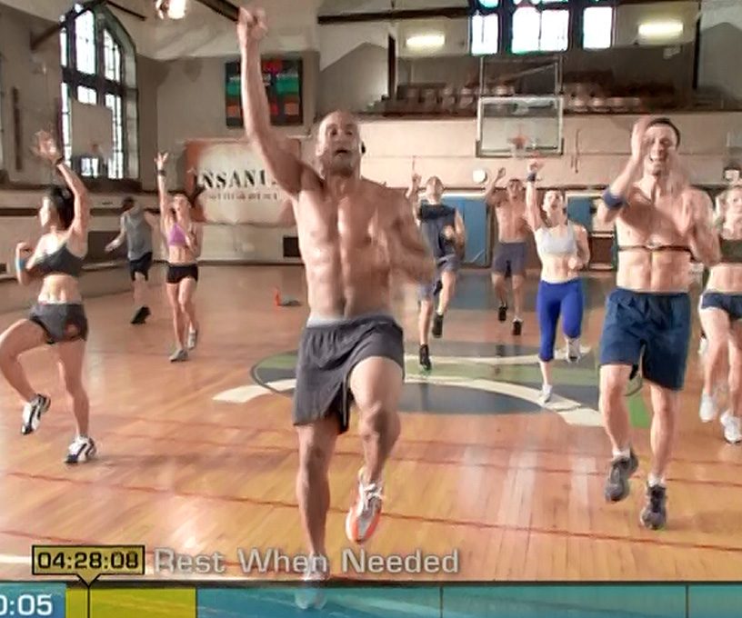 Insanity 60-Day Total Body Workout Program Review