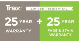 trex-25-year-warranty