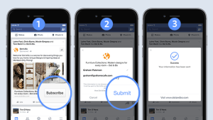 Facebook Lead Ads For Business