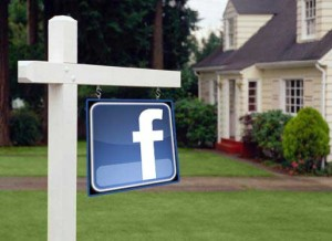 Facebook For Realtors Sign