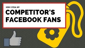 how to target your competitors fans on facebook
