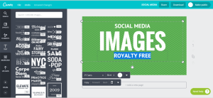 How to Make Social Media Images