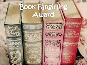 Bookfangirling award TAG