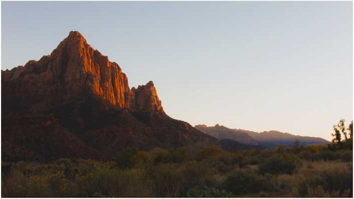 lodging in zion national park