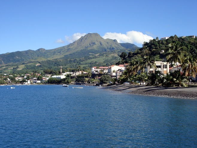 Martinique View