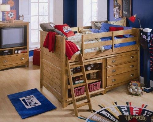 Medium Of Low Loft Bed