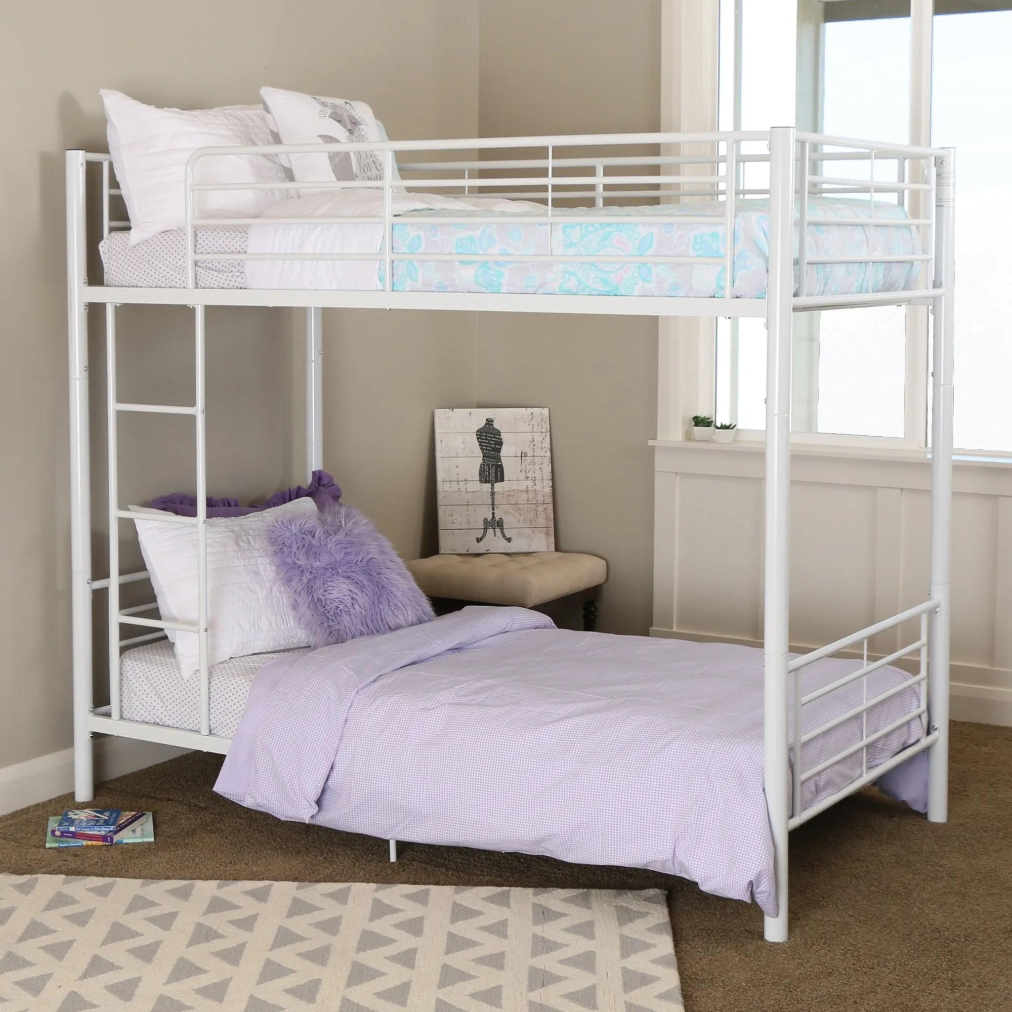 Grand Metal Twin Over Twin Bunk Bed Metal Bunk Beds Ark Metal Bunk Beds That Separate houzz 01 Metal Bunk Beds