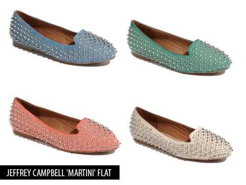jefreycampbellmartini Jeffrey Campbell Martini Flat