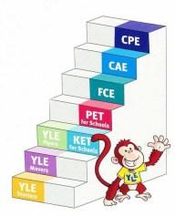 Cambridge YLE KET PET FCE CAE CPE