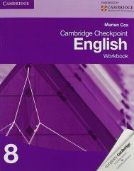 Cambridge-checkpoint-english 8 student book