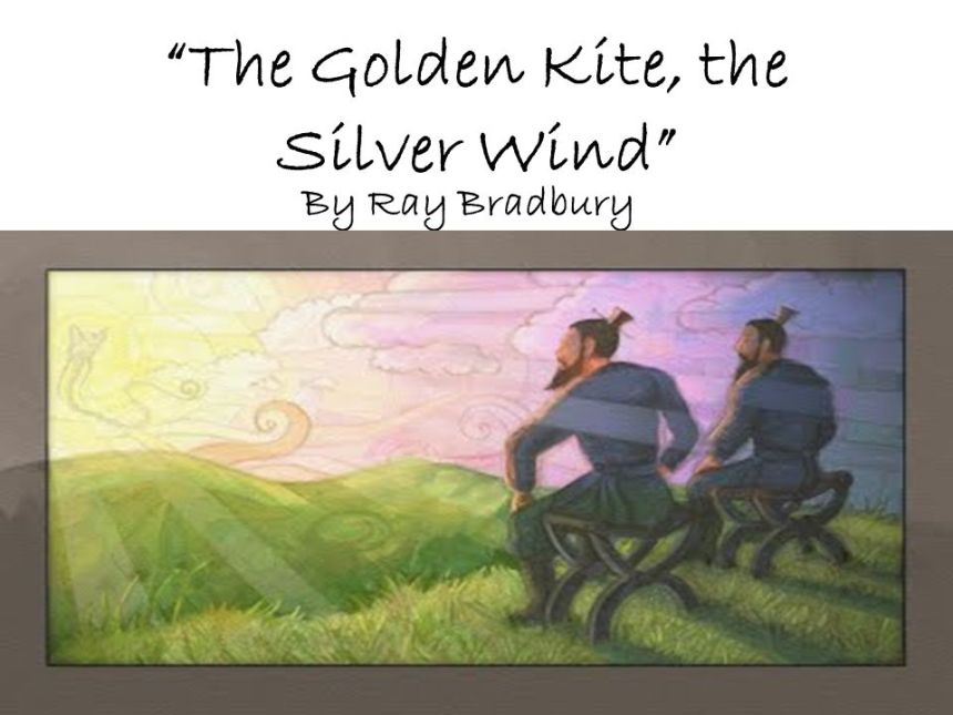 golden kite silver wind