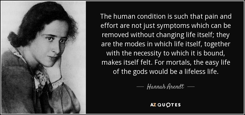 hannah-arendt-HUMAN CONDITION