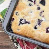 blueberry buttermilk breakfast