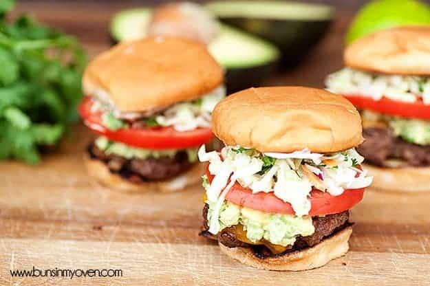 mexican cheeseburger recipe