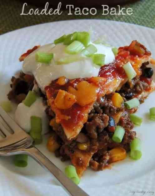Loaded-Taco-Bake