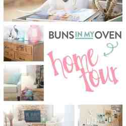 Light, bright, and airy with pops of color and quirky decor! Welcome to my home tour!