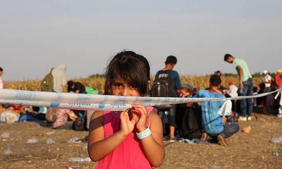 Migranti: Unicef, 28 milioni di bambini in fuga da conflitti