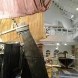 Interno del Museo della marineria di Cesenatico