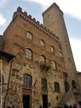San Gimignano Palazzo popolo