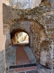 Valle del San Lorenzo Costarainera strada