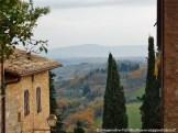 San Gimignano vista