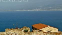 Milazzo vista sul mare dal Castello