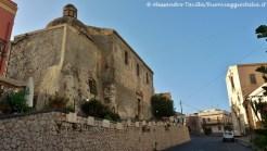 Milazzo salita nel Borgo Antico verso il Castello