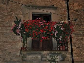 Balcone serale Montalbano Elicona