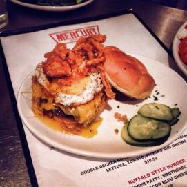 Mercury Burger Bar