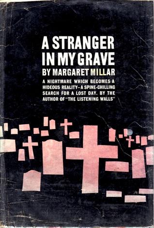 Millar Stranger in My Grave
