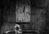 Bath scene ©Roger Ballen