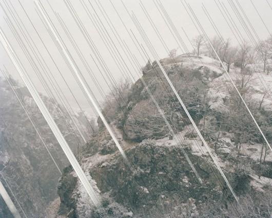 (A rainfall)