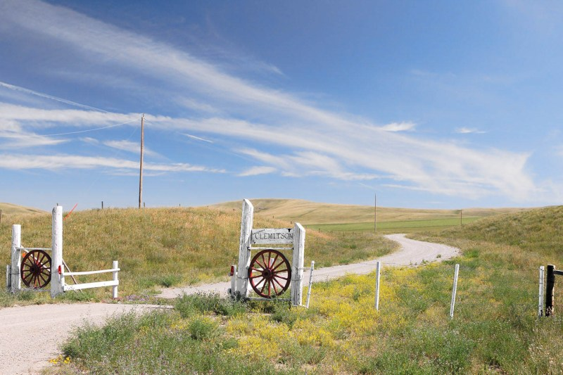near Pincher Creek, Alberta