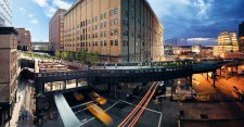 The High Line, NYC, Day to Night, 2009