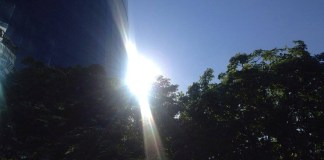 Vancouver heat results in yellow disc seen floating over the city | © Copyright 2016 - the Burrard Street Journal