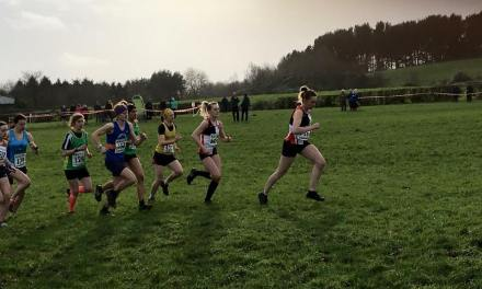 Gilbert wins again in South East Lancs Cross Country