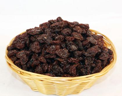Pasas de uva