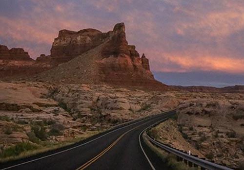 7 najpiękniejszych dróg w USA