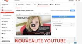 Nouvelles annotations YOUTUBE pour vos vidéos