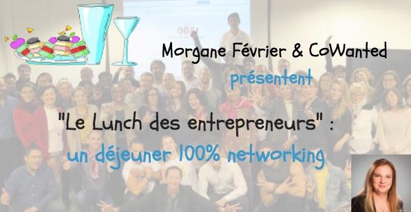 Lunch Entrepreneurs – grignotage et rencontres