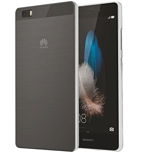 Coque Huawei P8 Lite, EnGive Ultra-mince Coque Housse étui de protection en TPU Pour Huawei P8 Lite
